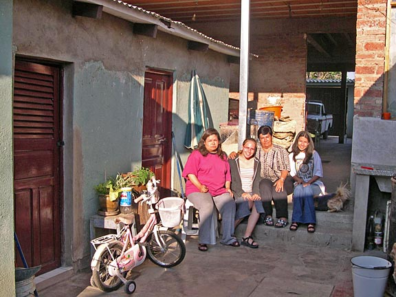 My Bolivian Family