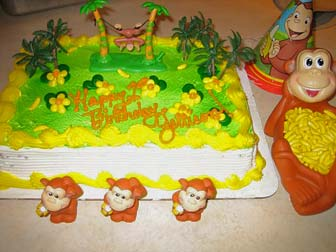 pin coolest curious george birthday cakes cake on pinterest